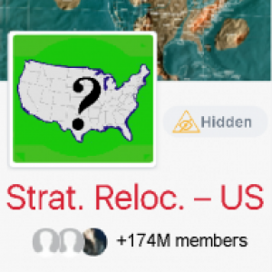 Group logo of S.R. – USA Edition